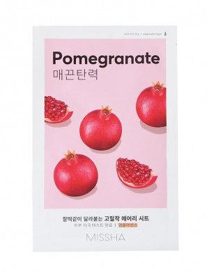 MISSHA Airy Fit Sheet Mask (Pomegranate)