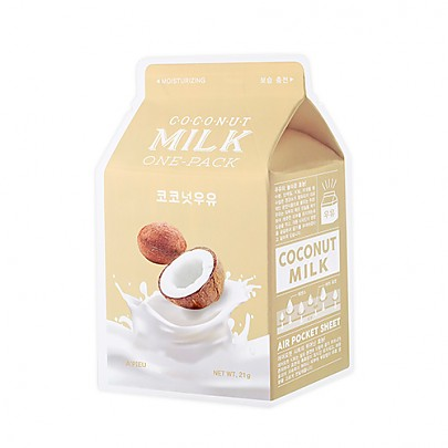 A'PIEU - Milk One Pack (MOISTURIZING)