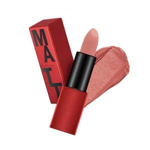 A'PIEU WILD MATT LIPSTICK – CR02 MORE THAN
