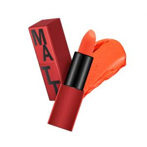 A'PIEU WILD MATT LIPSTICK – OR01 CHEESE SMILE