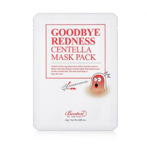 Goodbye Redness Centella Mask Pack 23g