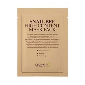Snail Bee High Content Mask Pack 20g