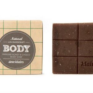 KLAIRS Manuka Honey Choco Body Soap