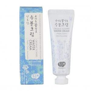 Whamisa Organic Flowers Water Cream